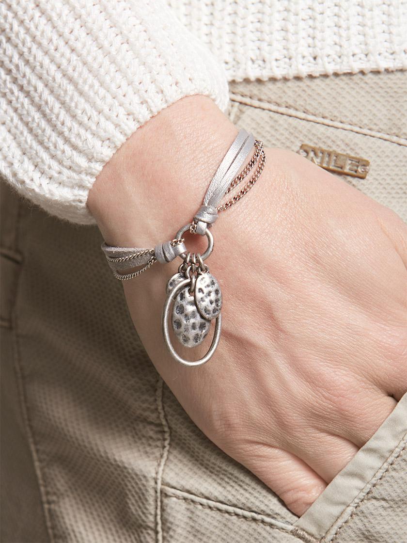 Nile f50268 02 silver