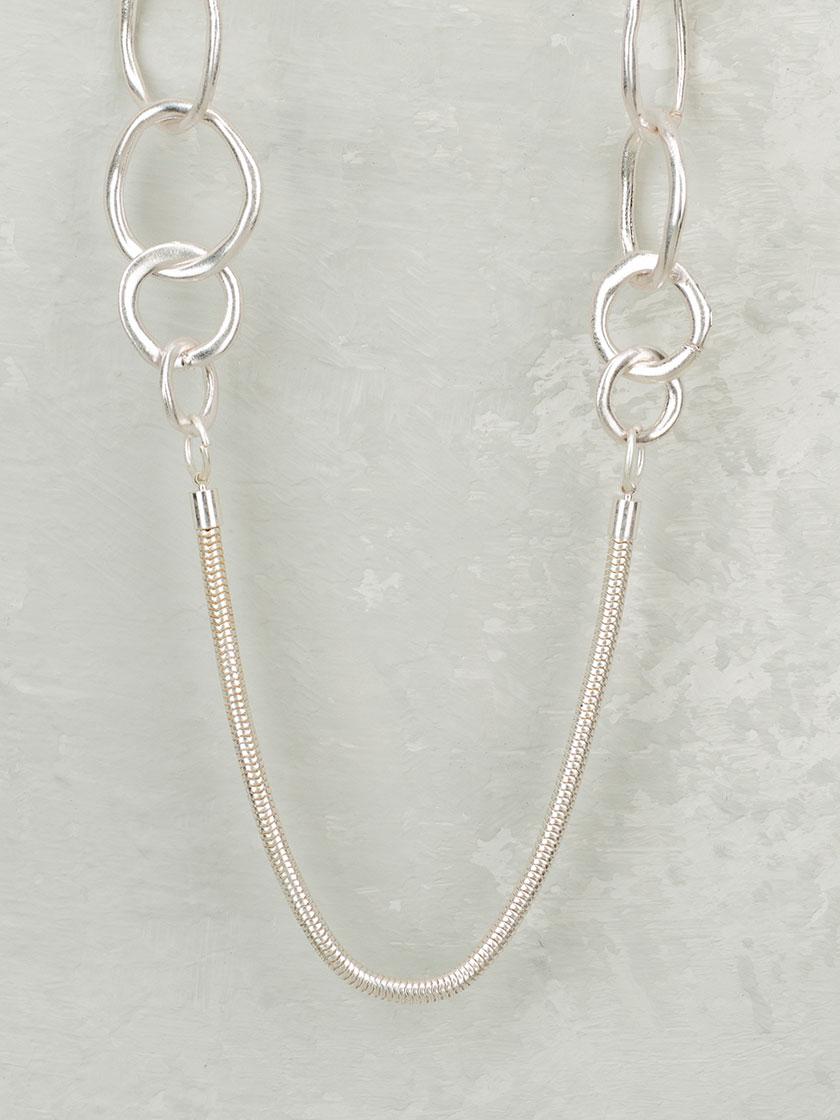 Nile f50435 04 silver