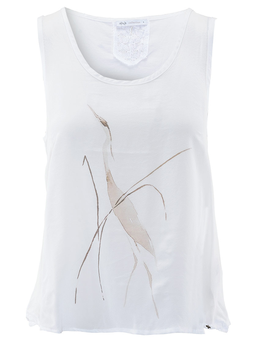 Nile s15318 front white